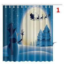 discount christmas tree shower curtain 2018 christmas tree