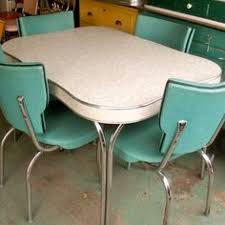 1950s Kitchen Furniture Kitchen Table 50s Kitchen Table And Chairs How To Restore 1950s