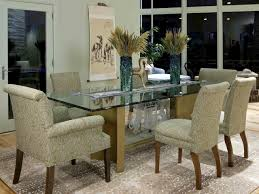 8 Seater Dining Table Design With Glass Top Photo Page Hgtv