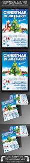 christmas in july flyer by viral legacy graphicriver