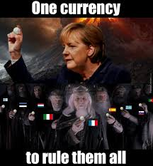 One Ring To Rule Them All Meme - ein currency to rule ze entire world by homiegi meme center