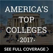 america u0027s top colleges 2017