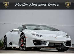 pre owned 2017 lamborghini huracan spyder lp 580 2 convertible in
