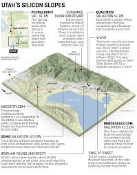 Provo Utah Map by Utah Unicorns How The State Became A Magnet For Tech Startups