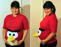 Easy T Shirt Halloween Costumes by Halloween Costumes For Pregnant Women That Are Fun Easy And