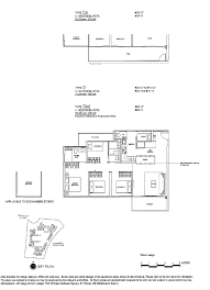Floor Plan Abbreviations by Rivertrees Residences