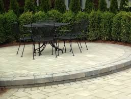 Paver Patio Installation Brick Paver Patios Home Design Ideas And Pictures