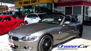 e85 bmw รถม อสอง bmw z4 e85 e86 ป 02 08 2 5i coupe
