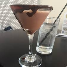 caramel martini with a name like chocolate it has to be good chocolate bar