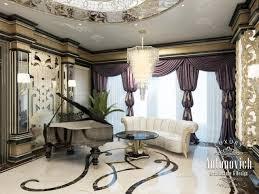 Interior Of Homes by Interior Of A Luxury Villa In Qatar Dream Homes Pinterest
