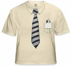 geek tees nerd t shirt with tie u0026 pocket protector