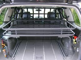 2004 Nissan Xterra Interior Rear Cargo Rack Pic Heavy Second Generation Nissan Xterra