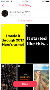 snapchat copies facebook feature for once with a look back at