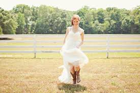 celebrity gossip short wedding dresses with cowboy boots