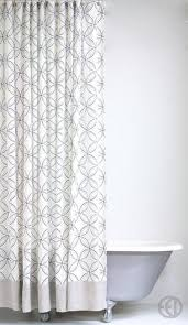 Large Shower Curtains Products Emily Ellingwood Designs