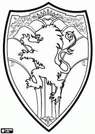 king peter narnia shield chronicles narnia coloring
