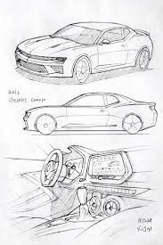 porsche cartoon drawing best 25 car drawings ideas on pinterest drawings of cars