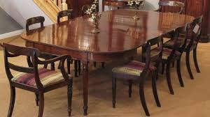 Mahogany Dining Room Furniture Amusing Antique Dining Room Furniture Collectibles General