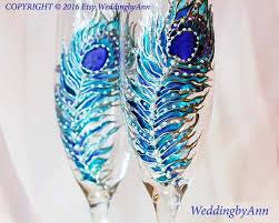 Wedding Gift Glasses 121 Best Wedding Glasses Images On Pinterest Cake Servings