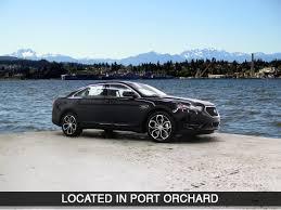Sho Wiper new 2018 ford taurus sho 4d sedan in port orchard jg115768 bruce