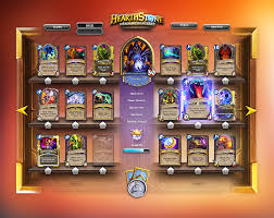 app building class dribbble hearthstone deck app2 png by steve fraschini