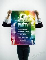 plakat design birthday plakat design für despri de 0003 design studio