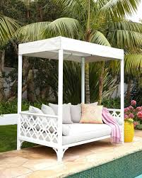 daybeds wonderful memorable outdoor lounge with canopy
