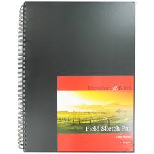 a5 field sketch pad sketchpads at the works