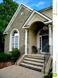 modern house entrance royalty free stock image image 5171686