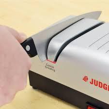 judge electricals electric 2 stage knife sharpener honer