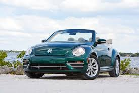 mini volkswagen beetle 2017 volkswagen beetle convertible test drive review autonation
