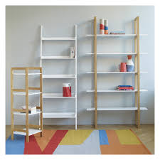 kids sling bookshelf with storage bins would be awesome for my