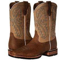 s quickdraw boots ariat boots mens cowboy quickdraw 12 d tumbled bark