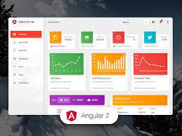 9 free angular admin templates bootstrapbay