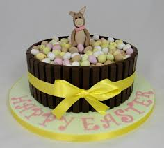 easy easter egg cake u2013 happy easter 2017
