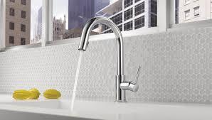 Brizo Tresa Kitchen Faucet Brizo 61136lf Ss Tresa Kitchen Faucet Single Handle With Side