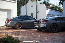 Bmw I8 On Rims - bmw m5 adv5 2 mv2 cs wheels adv 1 wheels