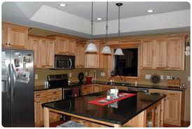 Discount Hickory Kitchen Cabinets Hickory Kitchen Cabinets Cronen Cabinet And Flooring