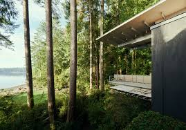 architecture and nature cabin at longbranch d signers