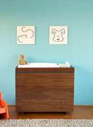 Modern Convertible Crib by