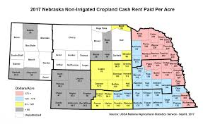 Map Of Ne By The Numbers Who U0027s Paying How Much In Cash Rent Cropwatch