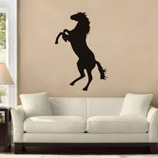 compare prices on custom vinyl quotes online shopping buy low standing horse wall stickers quotes home decor living room bedroom black custom color vinyl wall decals