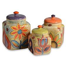 tuscan style kitchen canister sets italian tuscan kitchen canister sets tuscan style storage
