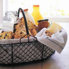 breakfast basket party essentials martha stewart
