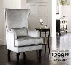 Silver Accent Chair Enchanting Silver Accent Chair With Silver Accent Chair Finelymade
