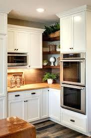 cuisine a poser etagare cuisine a poser petites actagares ouvertes dans un angle de