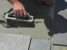 Snap Together Slate Patio Tiles by How To Build A Slate Patio How Tos Diy