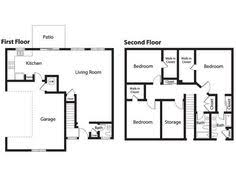 family floor plans ns great lakes fort community single family 4 bedroom