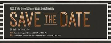 Online Save The Dates Save The Date Birthday Free Online Invitations