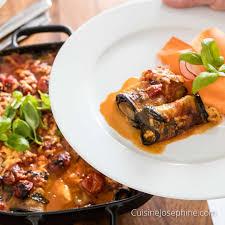 cuisine aubergine aubergine gratin cuisine josephine